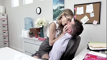 Office Space MILF Pussy Plowing- Kyaa Chimera