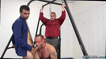 Gay make my ass bleed porn Teamwork makes desires come true