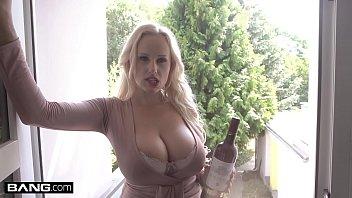 Glamkore - Czech big tit babe Angel Wicky gets anal pounding porno izle