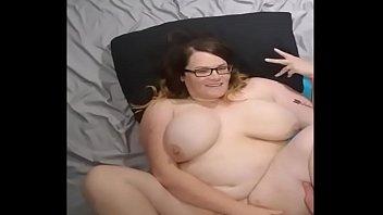 BBW wife having an affair