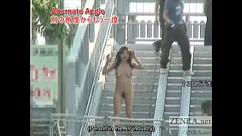 N y state naked wemen - Subtitled busty japanese public nudist goes for a walk