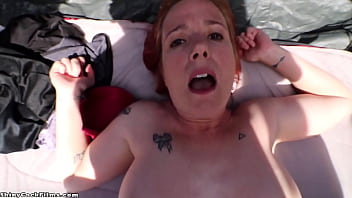 Stepson Impregnates Mom To Save Earth - Shiny Cock Films - Jane Cane