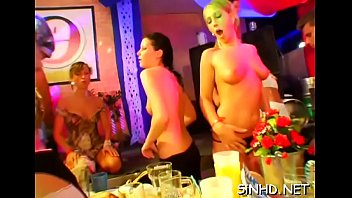 Sinfully hot fuckfest party