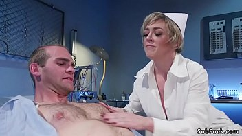 Busty Milf mistress face sitting patient