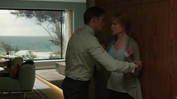 Nicole Kidman, Alexander Skarsgard Sex Scene | Big Little Lies S01E02 | Tell-Tale Hearts | Solacesolitude