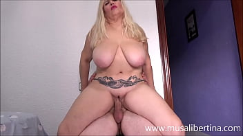 Porn Casting With Musa Libertina - Young Big Cock Checked With 2 Cumshots
