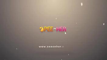 Peeonher - Wash It Down - Piss Fuck 78 sec