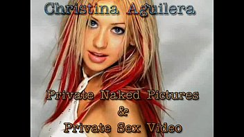 Christina Aguilera Naked & Nude