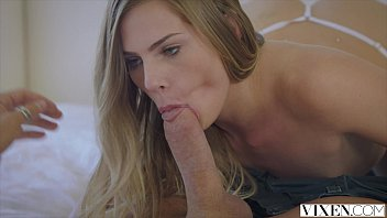 VIXEN Hot Stepsister has revenge sex with stepbrother preview image