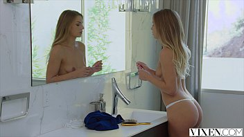 VIXEN Hot Stepsister has r. sex with stepbrother thumbnail