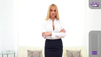 TRY NOT TO CUM - SARAH VANDELLA - UNFAIR DISMISSAL - JERK OFF GAMES JOI thumbnail