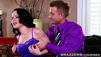 Brazzers - Dirty Masseur - Nanny Fanny scene starring Katie St. Ives and Bill Bailey