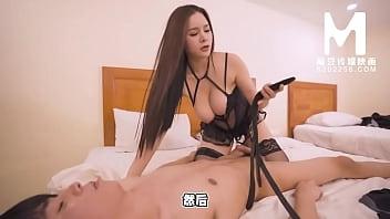 【国产】麻豆传媒作品/突袭女优ep1 性爱篇 001/免费观看