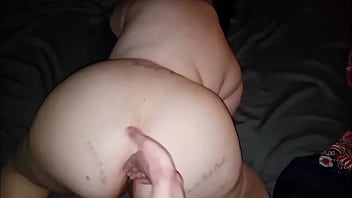 BBW Used Like A Nasty Fat Cum Slut