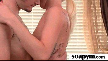 A very Hot Soapy Handjob 15