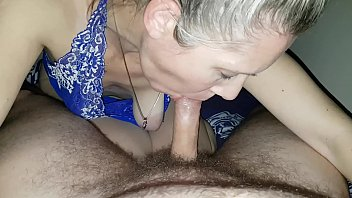 hanysy hot 43 year old milf is doing a blow job cum in mouth porno izle