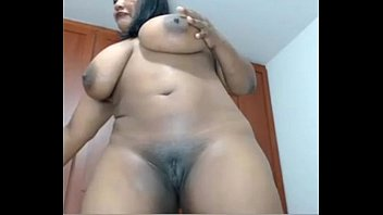Women pussy masterbating - How ebony bbw fucking herself for webcam