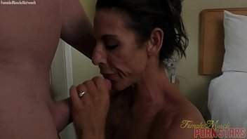 Female Bodybuilder Briana Beau Loves To Fuck
