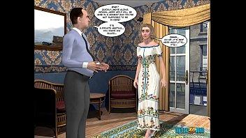 3D Comic: Fourth World 1-2