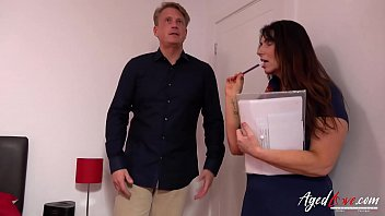 AgedLovE Real Estate Mature Seduced and Fucked 7 min