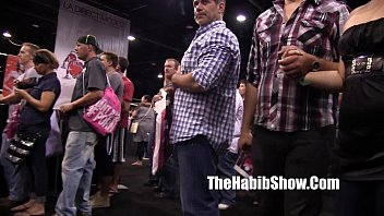 Exclusive..exxxotica porn convention.  what you all missed 30 min