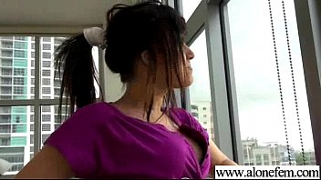Superb Girl (oxuanna envy) Play On Cam With Crazy Sex Things movie-21