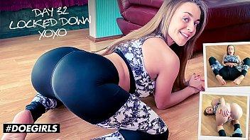 DOEGIRLS Delicious Busty Ukrainian Babe Josephine Jackson Makes A Hot Vlogg For Her Fans