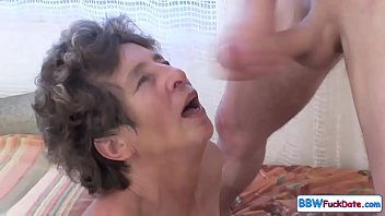 Old fat pussy granny galleries Old fat granny screaming from anal
