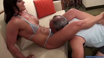 Goddess Devastation powerful Headscissors porn image
