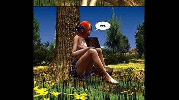 3D Comic: St.Patrick Day