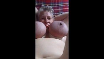 Grandma the old pig