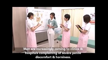 Japanese Nurses Swallow Endless Sperm - starring Megumi Shinu