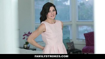 Familystrokes - Fucking My Dad While Mom Cooks (Jessica Rex)