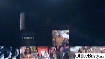 Sex Tape With Huge Round Tits Slut Office Girl (ariella Danica) Movie-07