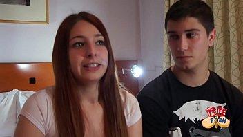 Yaiza e Iñaqui una parejita joven con ganas de vivir experiencias y con 18 años