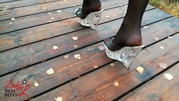 Lady L high heels