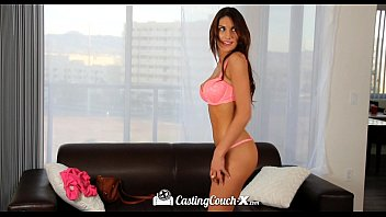 HD CastingCouch-X - Canadian August Ames Wants To Get In The Porn Business