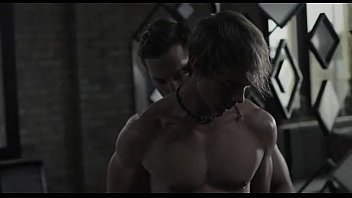 Acero (Steel) Chad Connell and David Cameron love gay sex scene