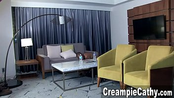 Her 1st Creampie Gangbang - Bonnie 12 min