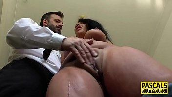 Fingered real submissive