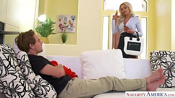 Nine west vintage america collection jeans Big tits blonde milf nina elle takes command - naughty america
