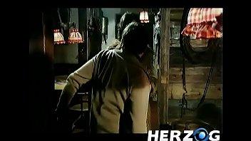 Classic German Bavarian Pub Gangbang 10 min