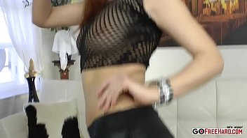 Streaming Video Beautiful Redhead Gets Bent Over For Dick In The Ass - XLXX.video