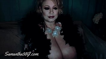 Sexy milf in nighty Sexy lingerie, robe cute nightie on curvy samantha38g live cam show archive part 1