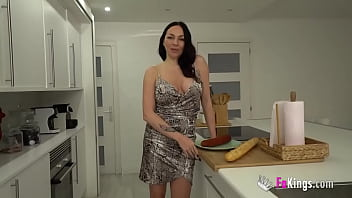 Jordan Is Back. She Turned Into A HOT MILF And Wants Rookies To Fuck