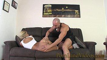 Big Ass Blonde Creampie Anal Sex