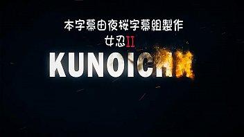 Kunoichi 2 Fall of the Shrinemaiden(繁)