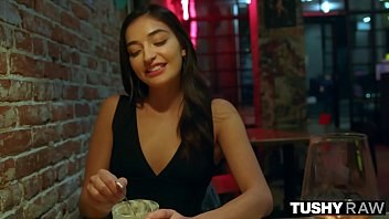 TUSHYRAW Beautiful Teen Has Secret Anal Fetish 12 min