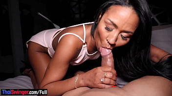 Latina Asian Mixed Amateur Hottie Picked Up And Ass Fucked