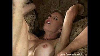 amateur tits | Short Haired Blonde MILF Turns Swinger thumbnail